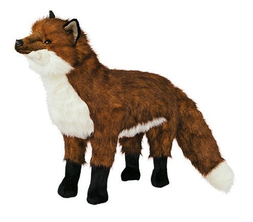 USA Red Fox Footrest