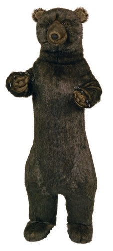 USA Standing Grizzly Bear 48 inches