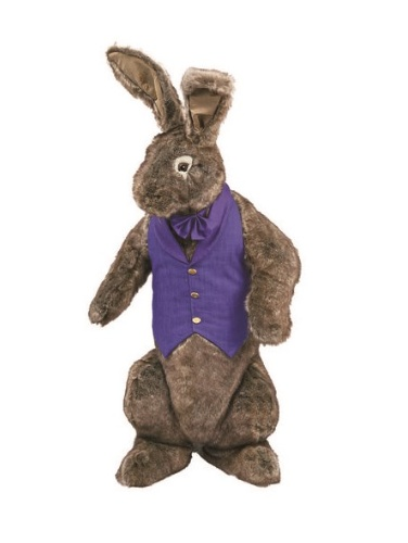 USA Standing Rabbit 54""