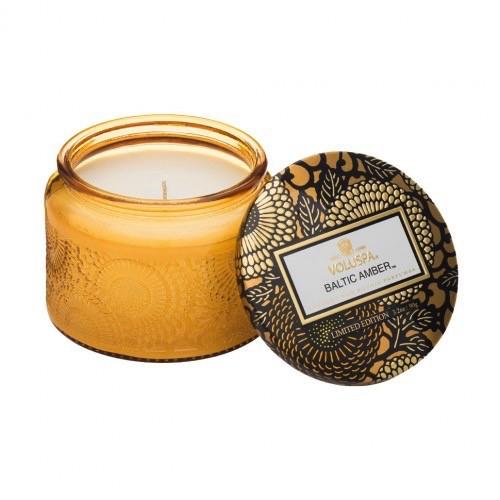 Australia Baltic Amber Petite Jar Candle - Ltd Edition