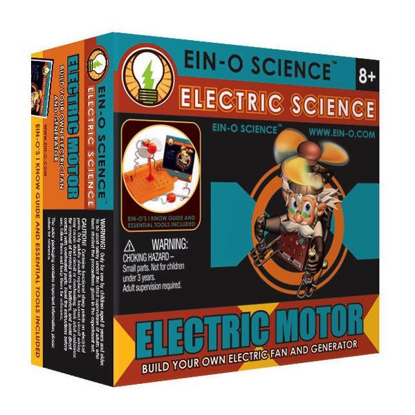 Australia Electric Motor- Electric Science