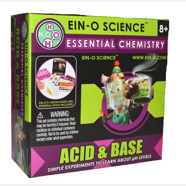 Australia Acid & Base - Essential Chemistry Series