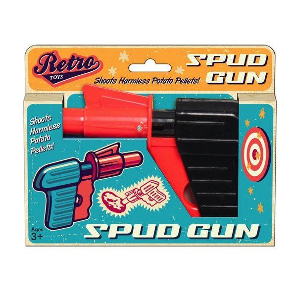 Australia Retro Spud Gun
