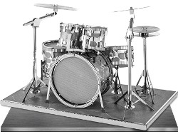Australia Metal Earth - Drum Set
