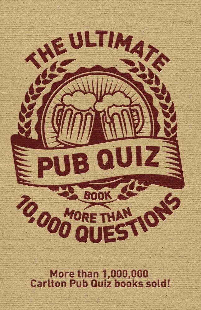 Australia The Ultimate Pub Quiz Book