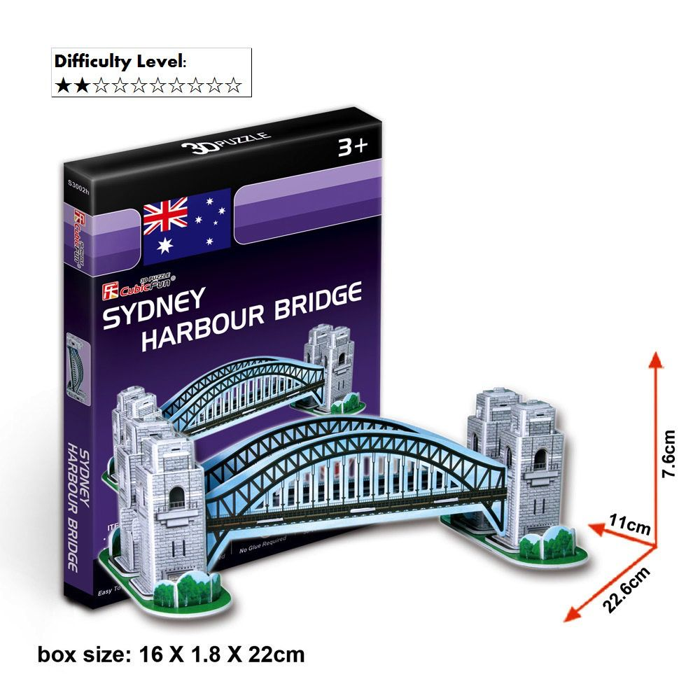 Australia Sydney Harbour Bridge, 33pc