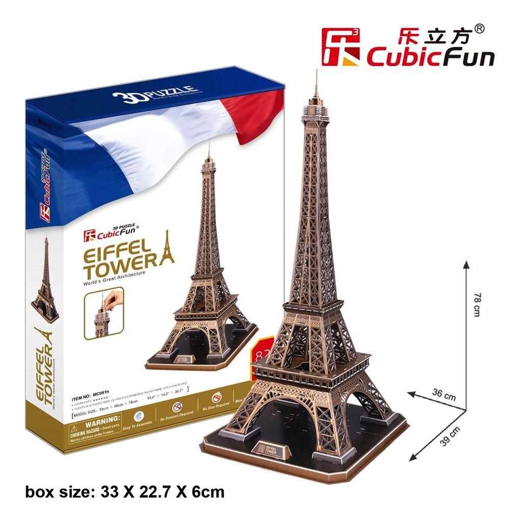 Australia Eiffel Tower. 82pc
