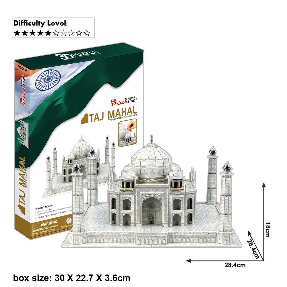 Australia Taj Mahal. 87pc