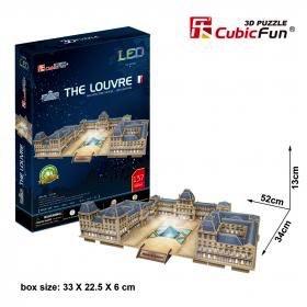 Australia The Louvre. 137pc