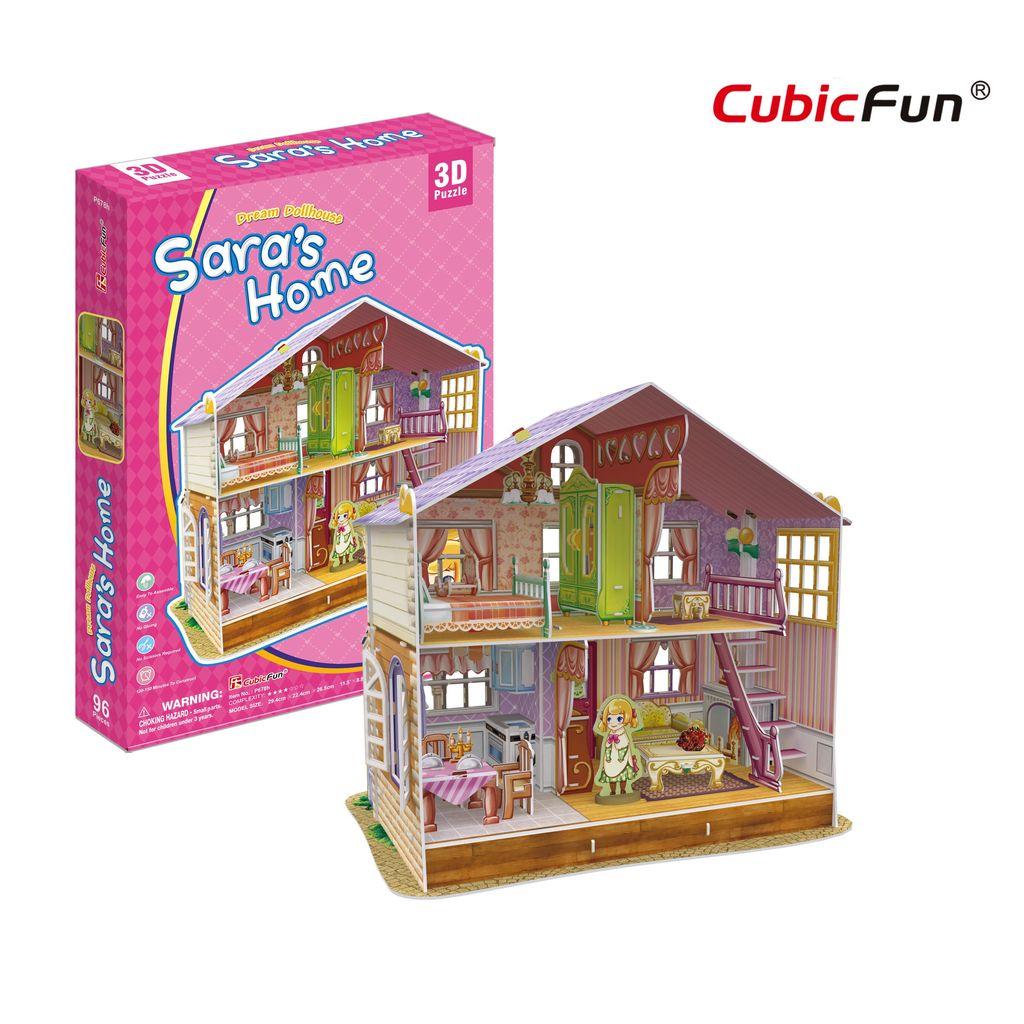 Australia Dream Dollhouse - Sara's Home