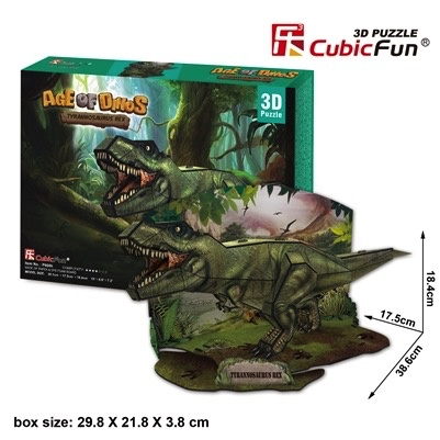 Australia Aqe of Dinos - Tyrannosaurus Rex (T-Rex)