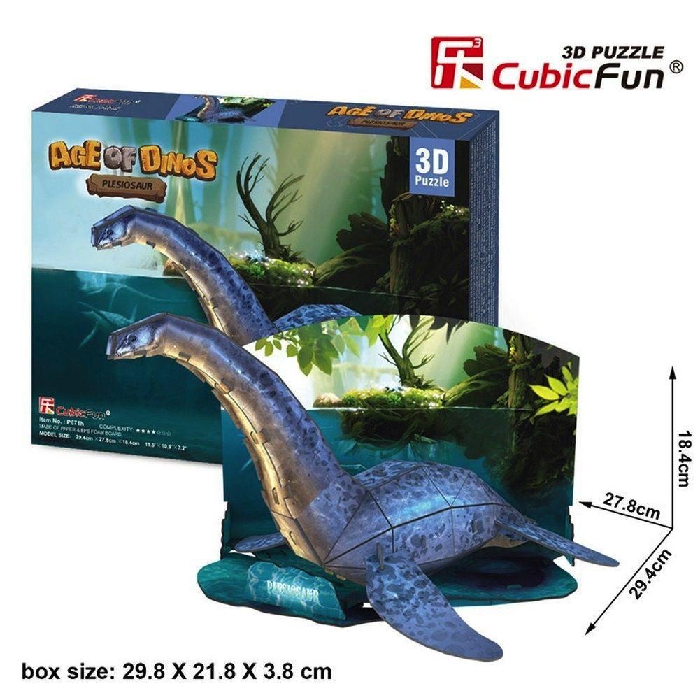 Australia Aqe of Dinos -Plesiosaur