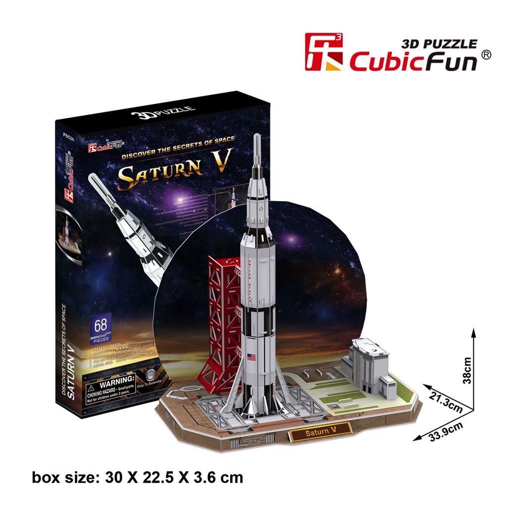 Australia Saturn V Rocket