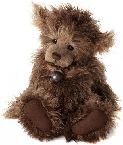 Australia Scruffy Lump - Charlie Bears