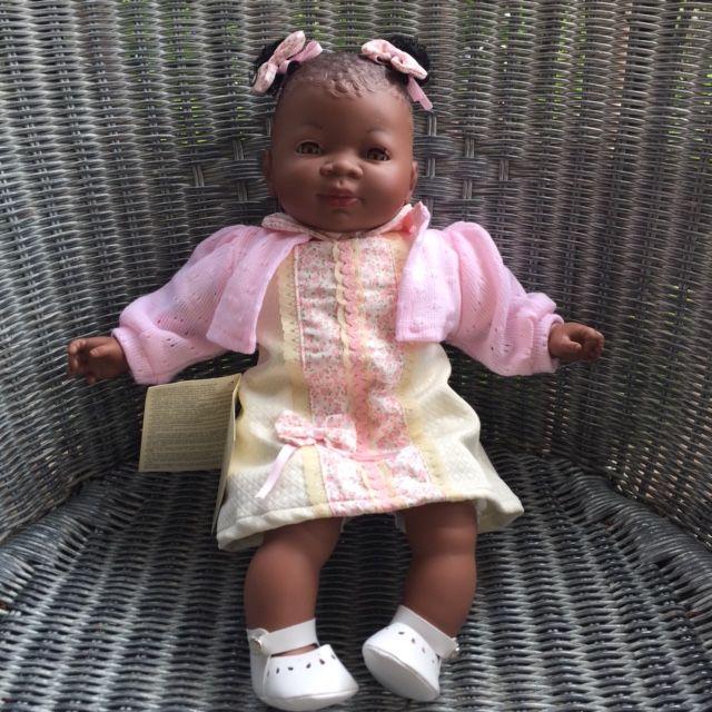 Europe Mariah, vinyl doll