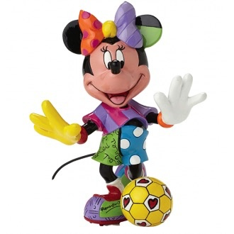 Australia RB MINNIE SOCCER MEDIUM FIGURINE