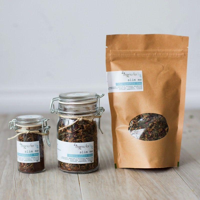 Australia Slim Me Tea 70g Jar