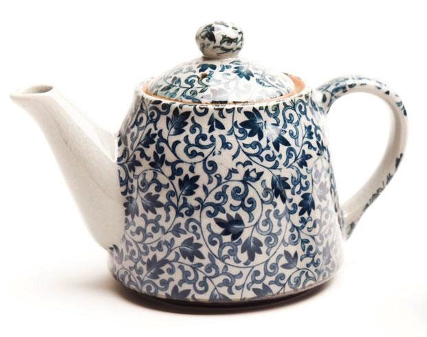 Australia Kusa Teapot
