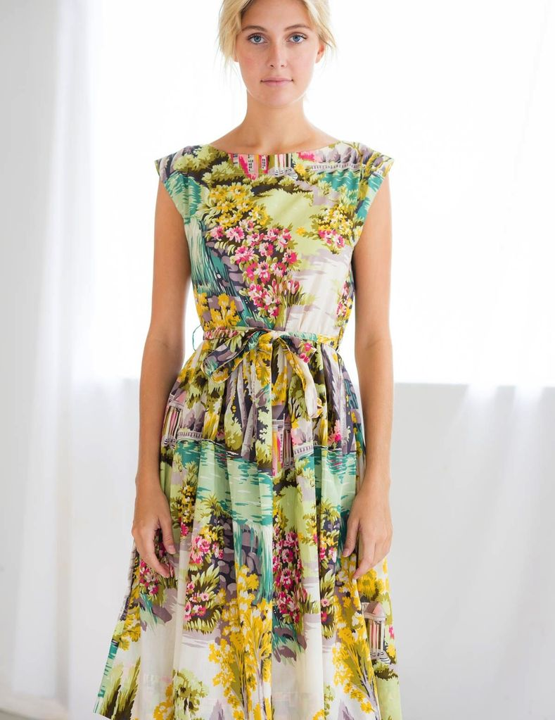 Australia Jane dress in Arcadia M