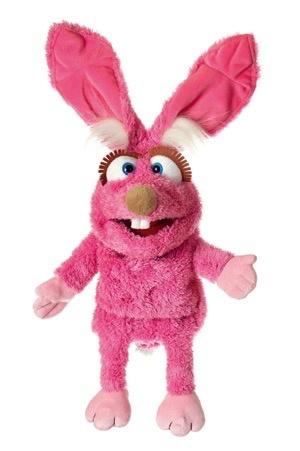 Europe Mampfine Rabbit/Bunny Living Puppets