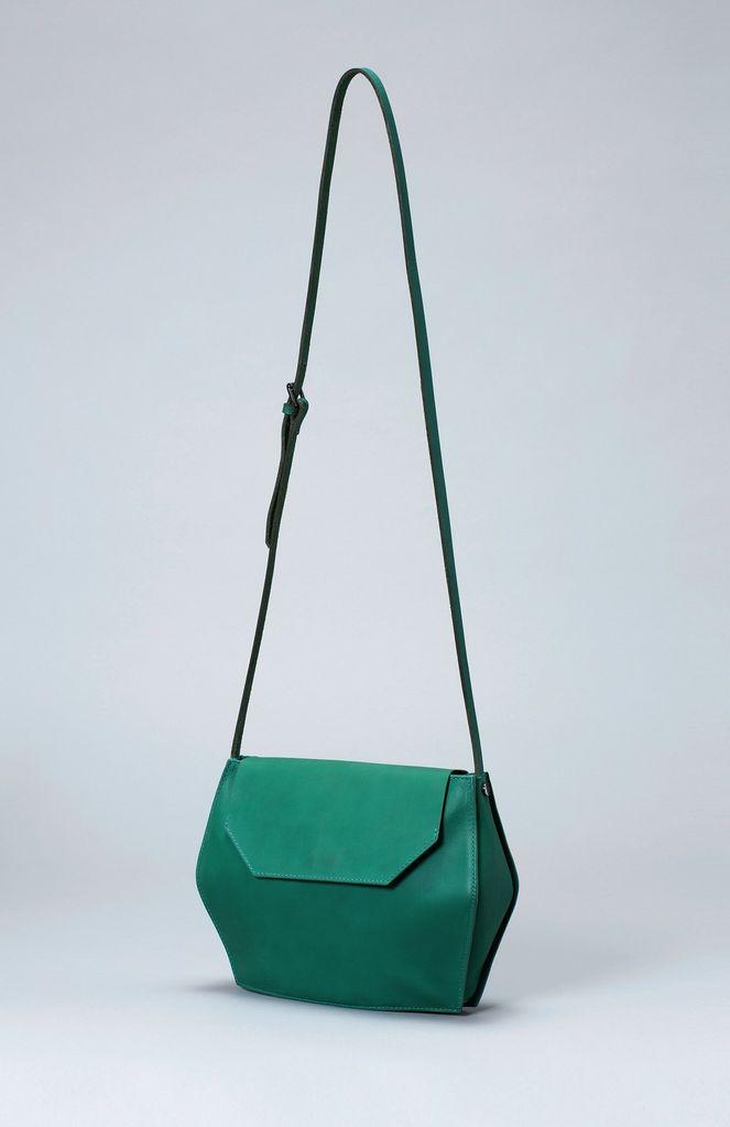 Australia Sea Green Vorm Small Bag