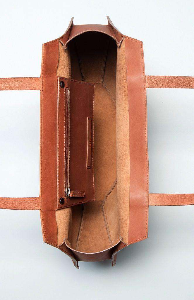 Australia Tan Vorm Large Bag