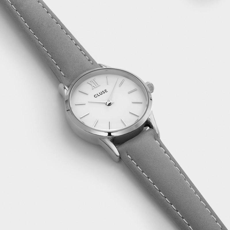 Australia CLUSE La Vedette Silver White/Grey