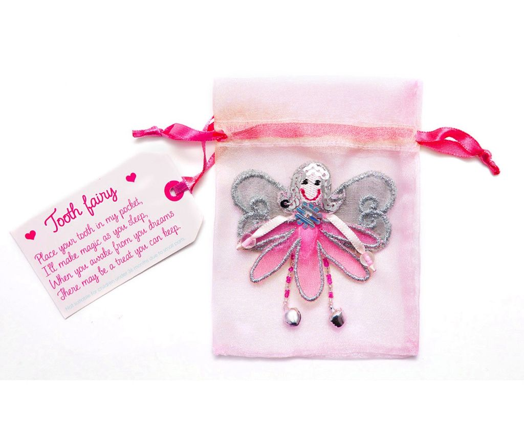Europe Tooth fairy pouch