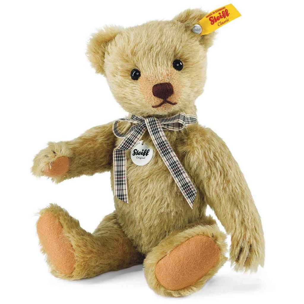 Europe Classic Teddy Bear, Brass