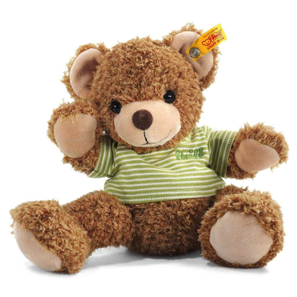 Europe Happy Friend Knuffi Teddy bear, brown