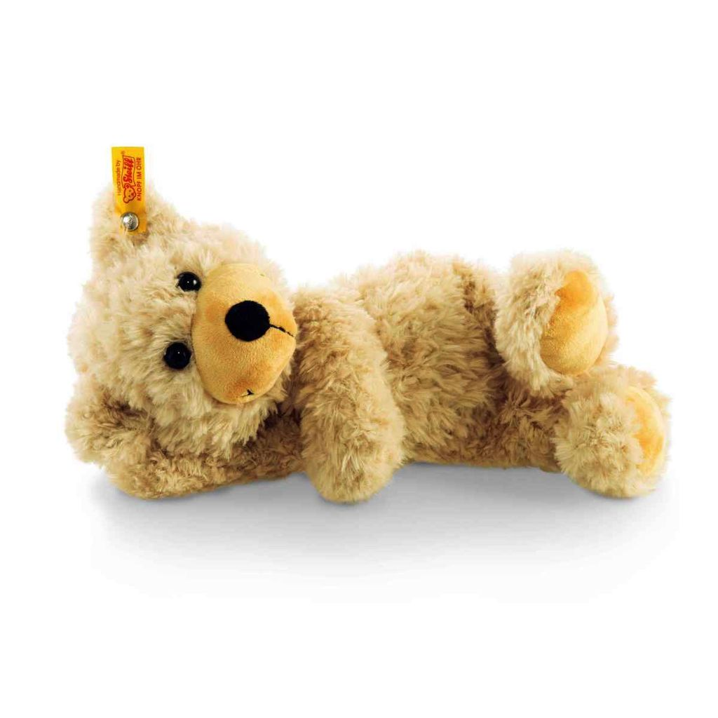 Europe Heat cushion Charly Teddy bear, beige