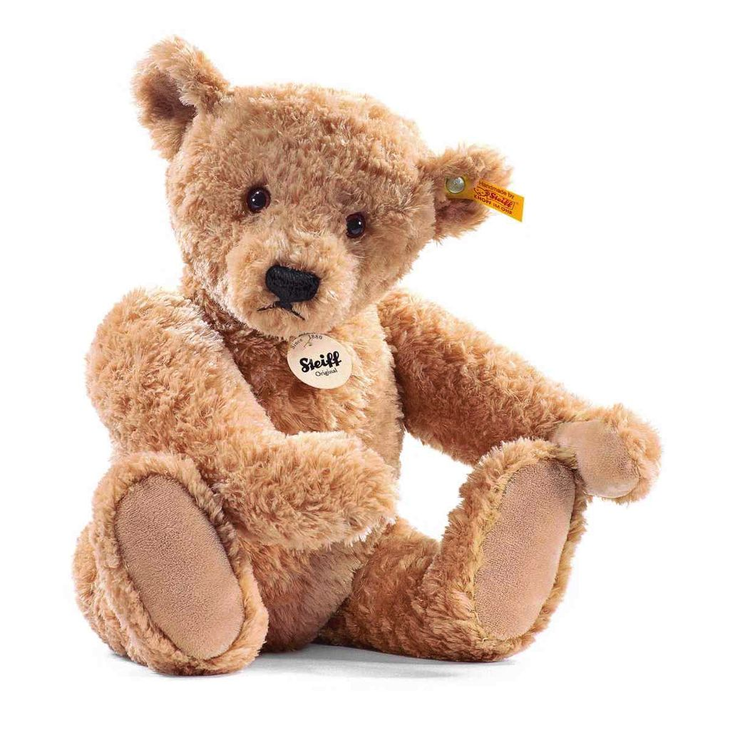 Europe Elmar Teddy bear, golden brown