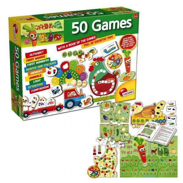 Australia CAROTINA 50 GAMES