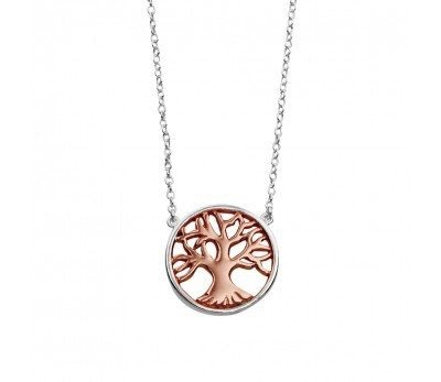 Australia Rose Gold Tree of Life Locket