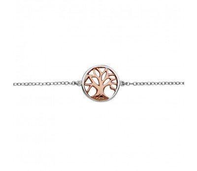 Australia Rose Gold Tree of Life Bracelet