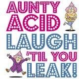 Australia Aunty Acid Laugh Til You Leak! / BACKLAND GED
