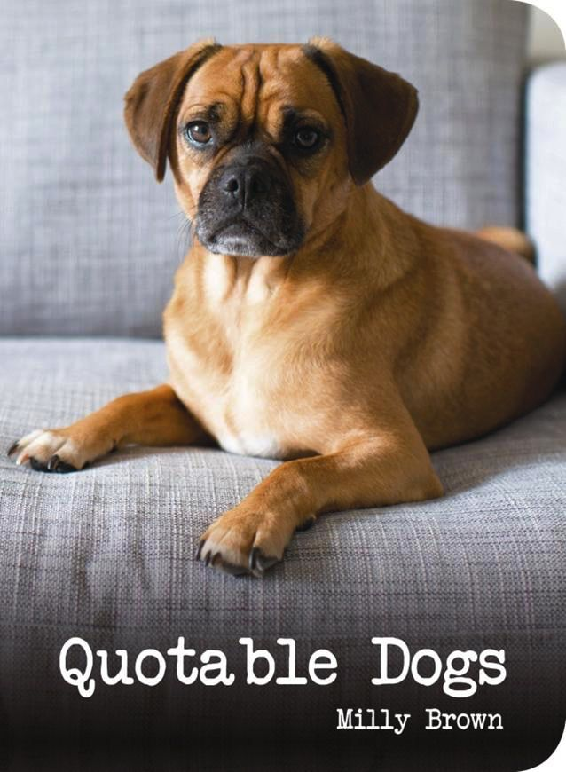 Australia Quotable Dogs / BROWN MILLY