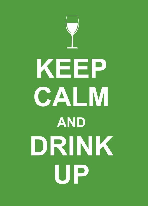 Australia Keep Calm and Drink Up / UNKNOWN