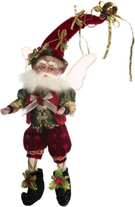 Australia Jingle Bells Fairy 24cm H