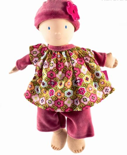 Australia Ruby Rubber Face Doll