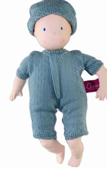 Australia Charlie Rubber Face & Hands Doll