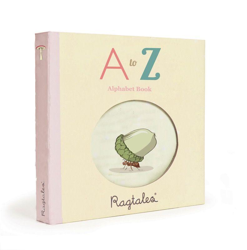 Australia Rag Book Alphabet ABC