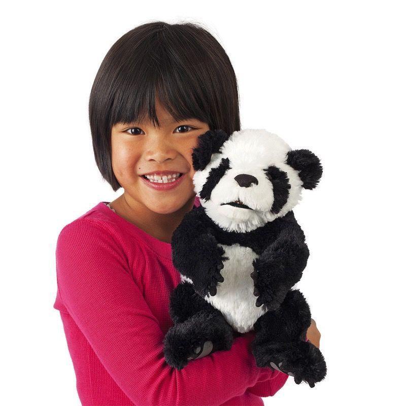 Australia Baby Panda Puppet
