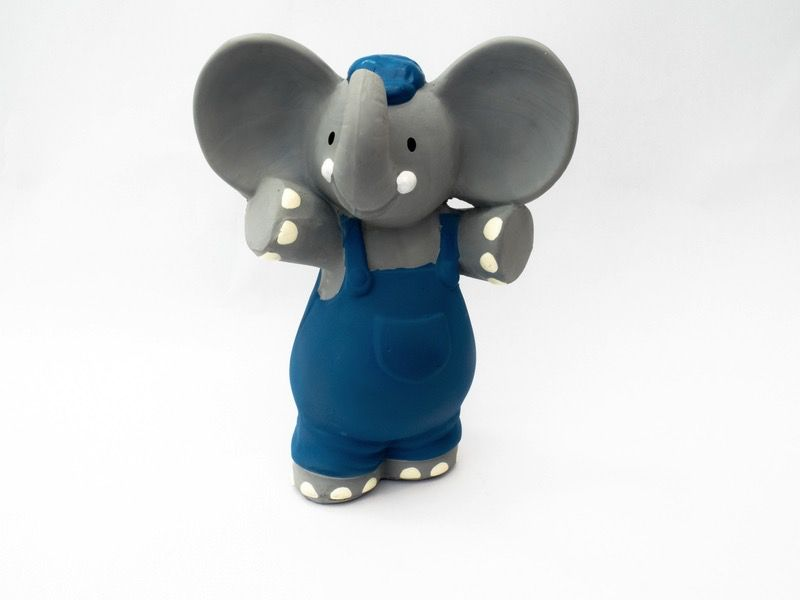 Australia M&A AIvin Elephant Squeaker Toy