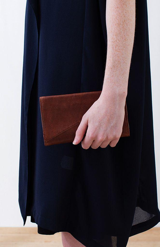 Australia Tan Duren Tri-fold Wallet
