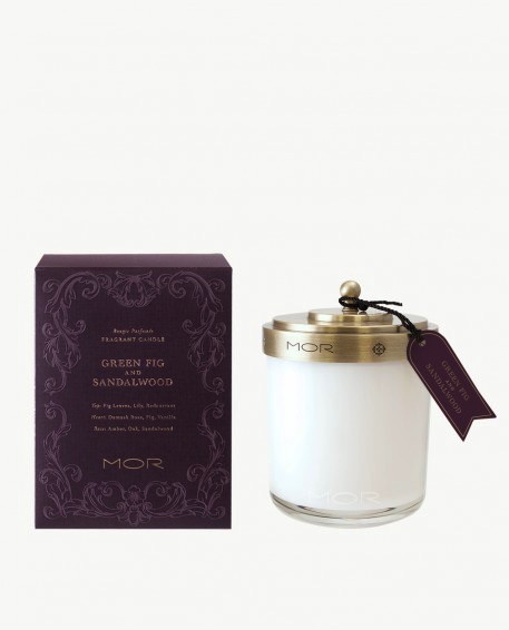 Australia FRAGRANT CANDLE 380g GREEN FIG & SANDALWOOD
