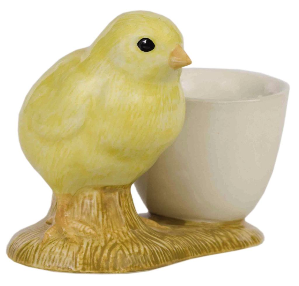 Europe Yellow Chick with egg cup