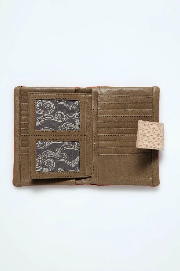 Australia Nancybird Sorbet Bedford Wallet