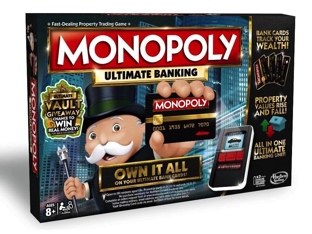 Australia MONOPOLY ULTIMATE BANKING