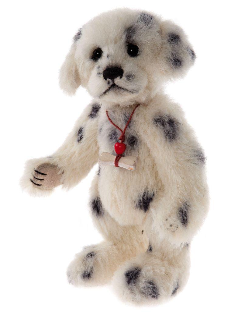 Australia Charlie Bears - Polka Dot DALMATION DOG